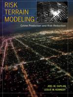 Risk Terrain Modeling