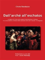 Dall'Arché all'Eschatos