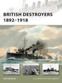 British Destroyers 1892–1918