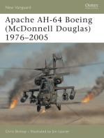 Apache AH-64 Boeing (McDonnell Douglas) 1976–2005