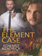 The Element Case (Quint and Clay Art Crimes #1)