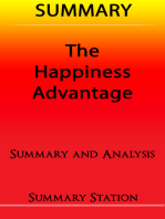 The Happiness Advantage | Summary