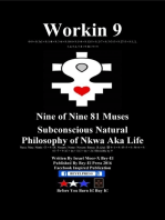 Workin 9 Subconscious Natural Philosophy