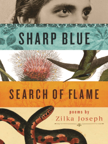 Sharp Blue Search of Flame