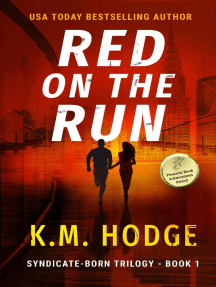 Red on the Run: The Syndicate-Born Trilogy, #1