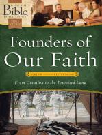 Founders of Our Faith