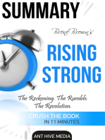 Brené Brown's Rising Strong