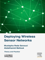 Deploying Wireless Sensor Networks: Theory and Practice