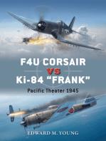 "F4U Corsair vs Ki-84 ""Frank"""