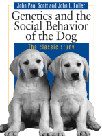 Genetics and the Social Behaviour of the Dog