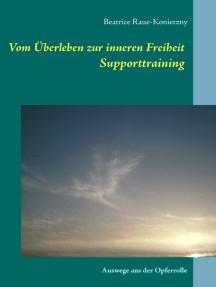 Supporttraining: Auswege aus der Opferrolle