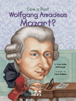 Cine a fost Wolfgang Amadeus Mozart?