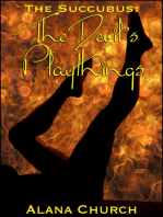 """The Devil's Playthings (Book 2 of """"The Succubus"""")"""