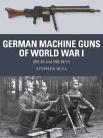 German Machine Guns of World War I
