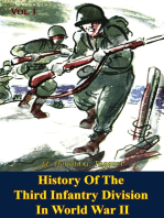 History Of The Third Infantry Division In World War II, Vol. I