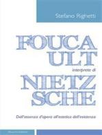 Foucault interprete di Nietzsche
