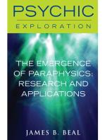 The Emergence of Paraphysics