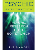 Psychic Research in the Soviet Union