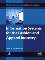 Information Systems for the Fashion and Apparel Industry