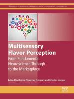 Multisensory Flavor Perception