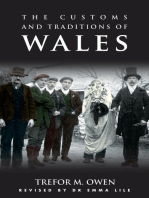The Customs and Traditions of Wales