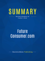 FutureConsumer.com (Review and Analysis of Feather's Book)