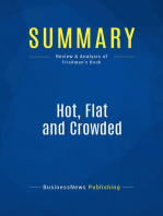 Hot, Flat and Crowded (Review and Analysis of Friedman's Book)