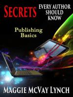 Secrets Every Author Should Know