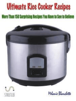 Ultimate Rice Cooker Recipes : More Than 150 Surprising Recipes You Have to See to Believe