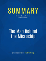 The Man Behind the Microchip (Review and Analysis of Berlin's Book)