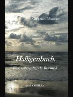 Halligenbuch.