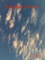 Aeroplane Poems 3