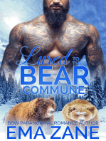 "Lured To The Bear Commune (Book 1 of ""Kodiak Commune"")"
