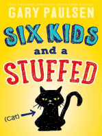 Six Kids and a Stuffed Cat