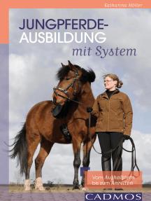 Jungpferdeausbildung mit System: Vom Aufhalftern bis zum Anreiten