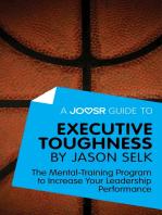 A Joosr Guide to... Executive Toughness by Jason Selk