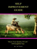 Self-Improvement Guide