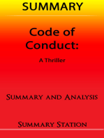 Code of Conduct | Summary