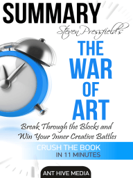 Steven Pressfield's The War of Art