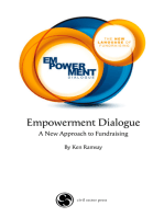 Empowerment Dialogue: A New Approach to Fundraising