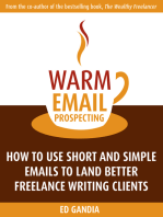 Warm Email Prospecting