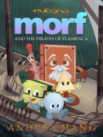 MORF and the Pirates of Flamenca by Andry Chang