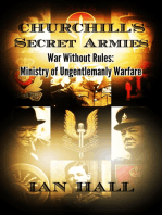 Churchill's Secret Armies War Without Rules