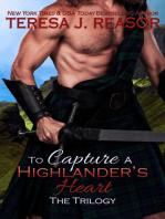 To Capture A Highlander's Heart:The Trilogy