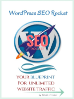 WordPress SEO Rocket: Your blueprint for unlimited website traffic