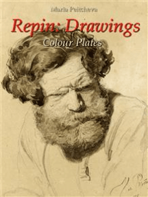 Repin: Drawings Colour Plates