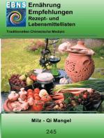 Milz - Qi Mangel
