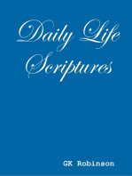 Daily Life Scriptures