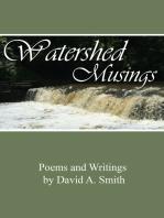 Watershed Musings