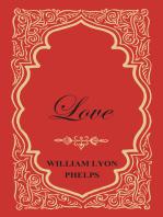Love - An Essay